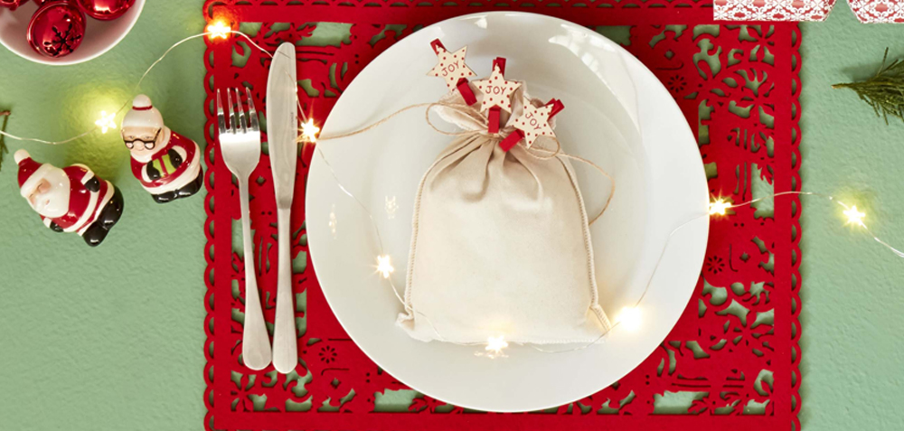 Christmas Table Setting Ideas Be Inspired For Xmas: christmas place setting ideas