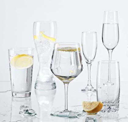 Gift registry tips: Glassware