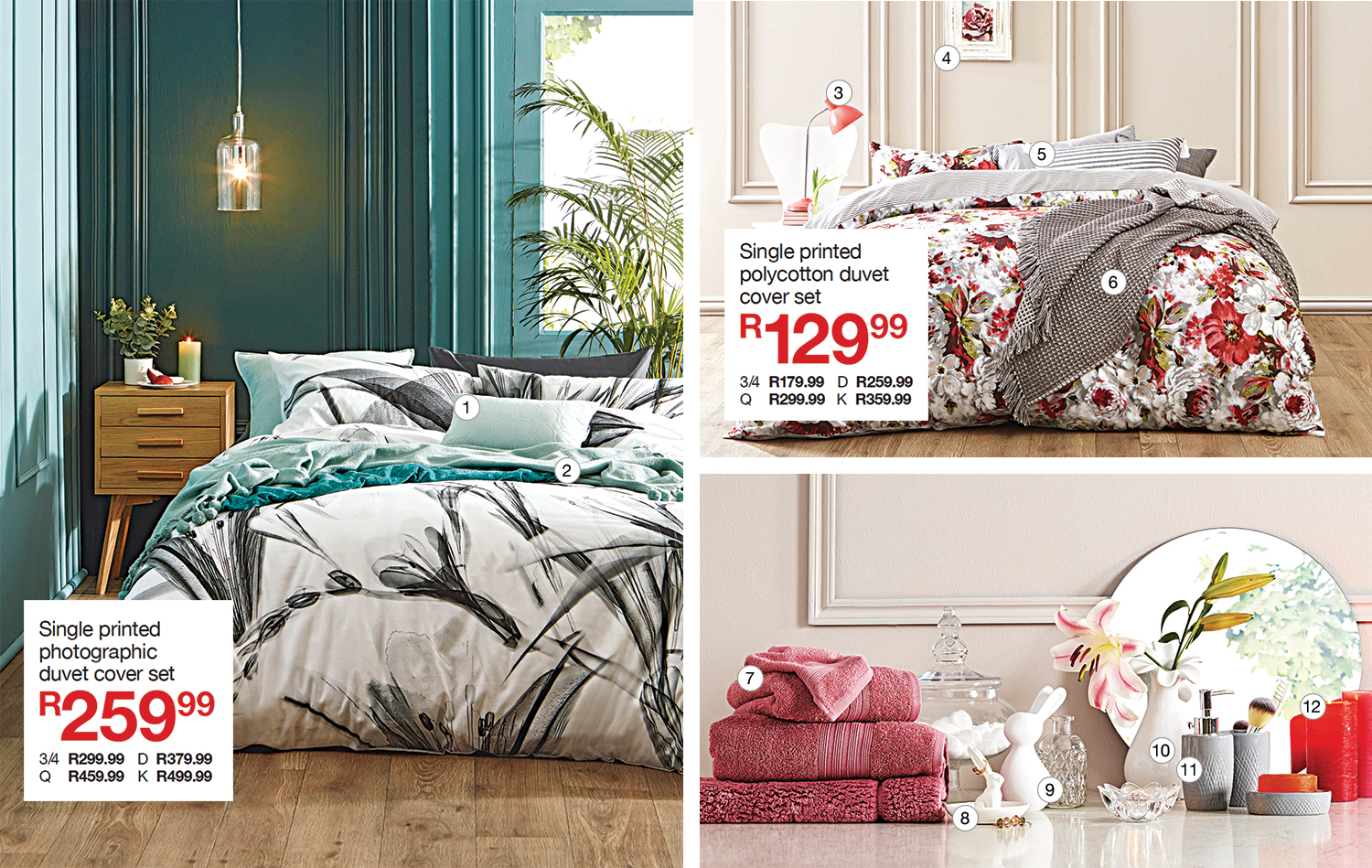 Get the Spring Look  Look Books  MRP Home