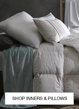 Shop duvet inners & Pillows