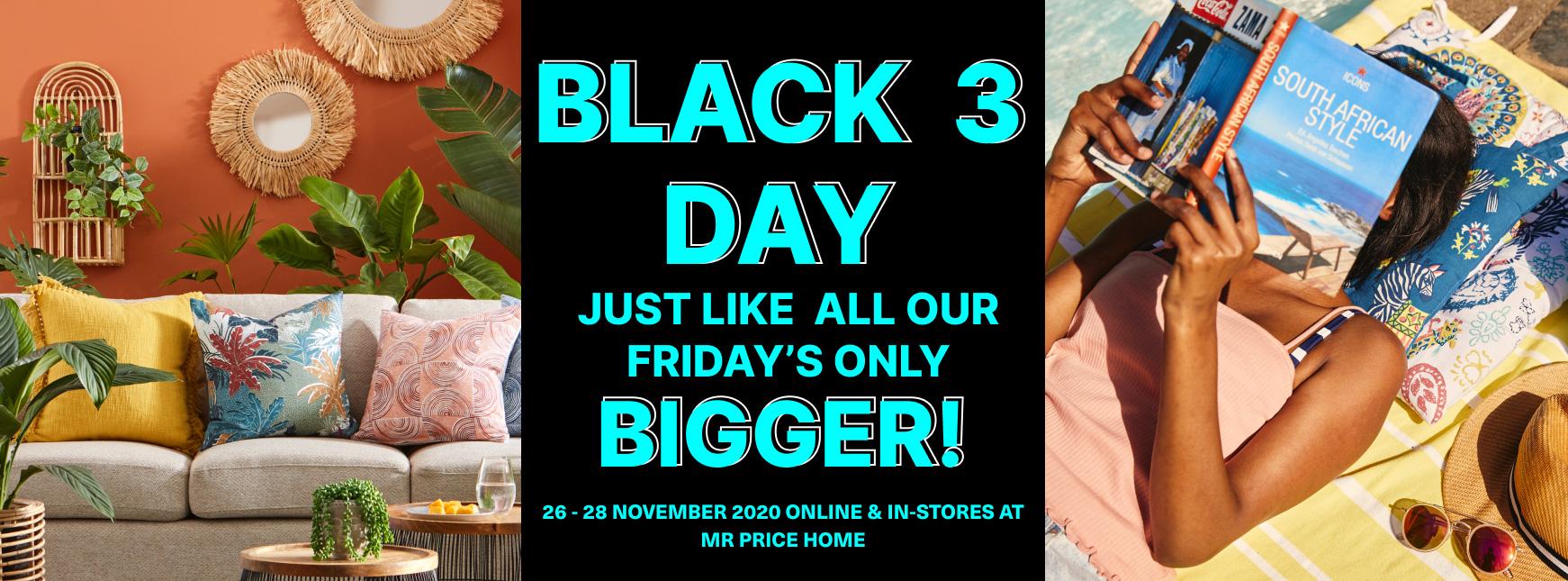 Black Friday 2020 Deals Homeware Specials Mr Price Home